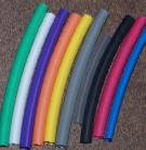 1/4 inch (6mm) 3 to 1 Heat Shrink tube by the Foot